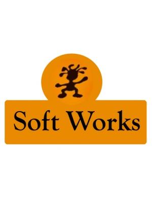 Calçados SOFT WORKS - leves, antiderrapantes e sofisticados.