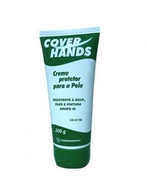CREME PARA AS MÃOS GRUPO III COVER HANDS CA 32156 200GR